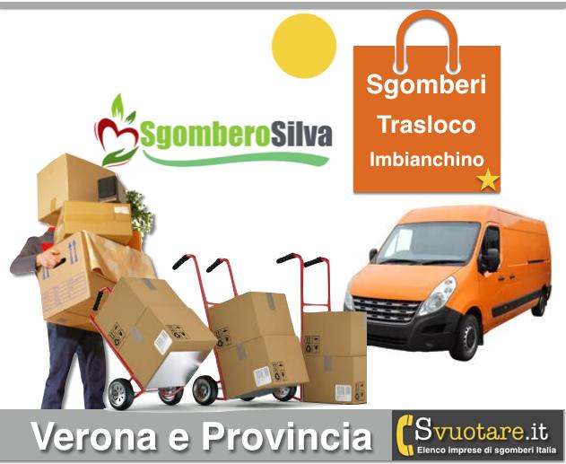 Svuoto mobili e Appartamenti a Cerea e in Verona